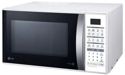 Microondas LG 30L Easy Clean Branco MS3052R(A) – Conheça o modelo em detalhes