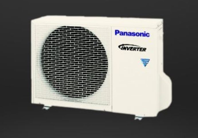 Ar condicionado Panasonic Split 9000 BTU - CS-PS9PKV externa
