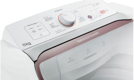 Como limpar a lavadora de roupas Brastemp 11Kg-BWJ11-BWS11-BWK11