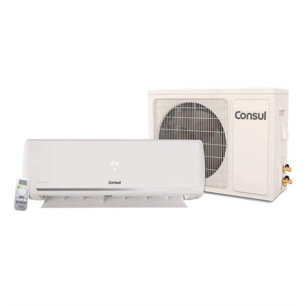 Ar Condicionado Consul CBJ18DB Split High Wall 18000 BTUs Quente/Frio