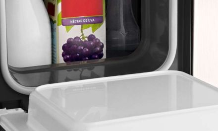 Medidas da Geladeira Brastemp 429 litros com Smart door – BRK50