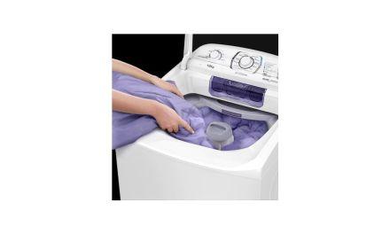 Solução de problemas da lavadora de roupas Electrolux LAC16