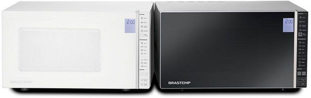 Como ajustar o relógio do micro-ondas Brastemp - BMS45 - 32 litros