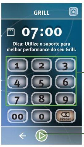 Como utilizar a função grill do Microondas Electrolux 43 litros I-Kitchen - MTX52
