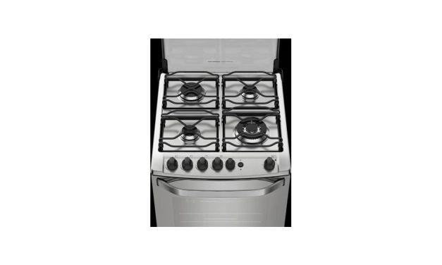 Conhecendo fogão a gás de piso Electrolux 4 bocas – 56TAX