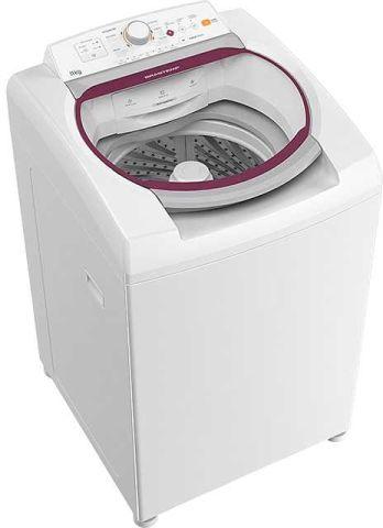 Manual de Operações da lavadora de roupas Brastemp BWK11