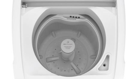 Medidas de Lavadora de Roupas Mueller Energy 6 Kg cor Branca