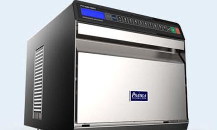 Medidas de Microondas Profissional Prática 17 litros Finisher Speed Oven