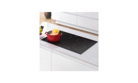 Manual de instruções do cooktop indução Electrolux 4 zonas IC80
