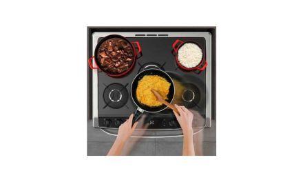 Manual de instruções do fogão Electrolux – Modelos