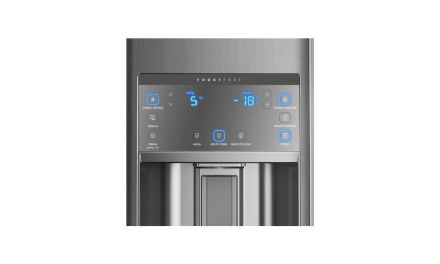 Manual de instruções da geladeira Electrolux 538L Multidoor DM85X