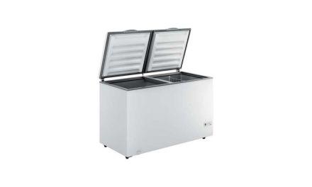 Manual de instruções do freezer Consul 534L horizontal CHB53