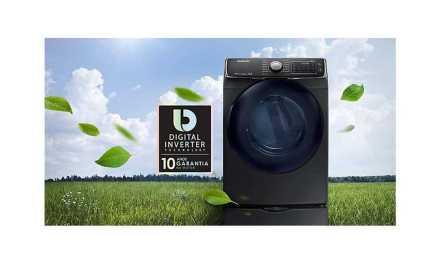 Como limpar Lavadora de Roupas Samsung 15 Kg – WF15K6