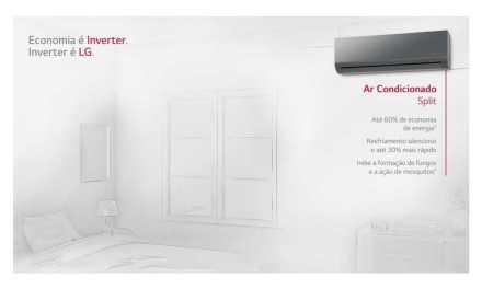 Como limpar ar condicionado inverter LG Frio 18000BTU – US-Q182