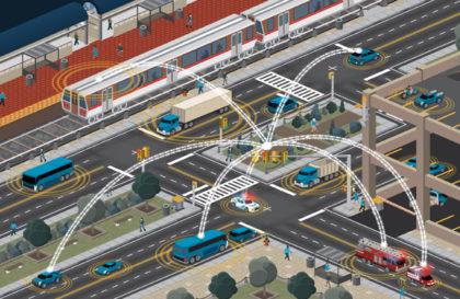DSRC-420x273 Tecnologia wireless avanzata per le automobili connesse del futuro