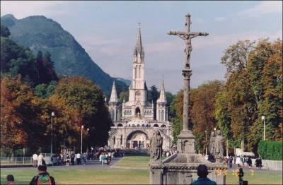 El Camino - zarándokút előtti zarándoklat Lourdes-ba