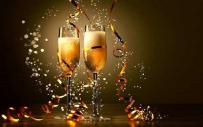 Boldog új évet - csin-csin