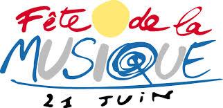Zene ünnepe - Fete de la Musique hivatalos logója