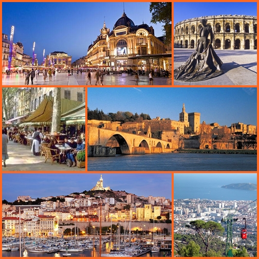 Dél-Afrika Franciaország - utazás Nizzába