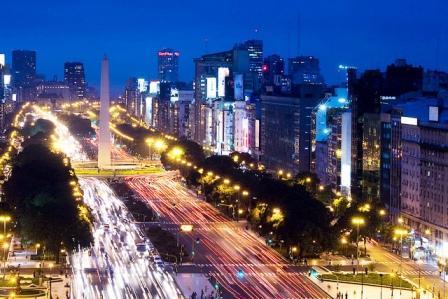 A LEGSZÉLESEBB - Buenos Aires, Argentína