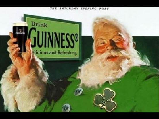 Karácsonyi szokások Írország