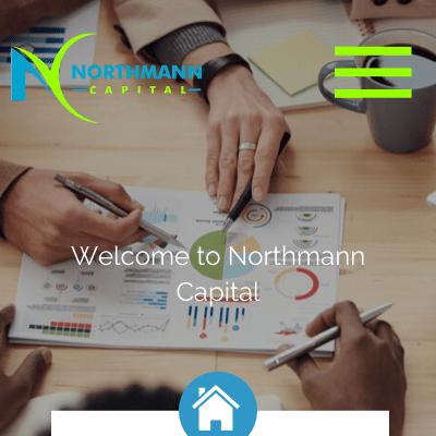 Northmann Capital, Web Design Zambia, Elev8 Marketing, Websites by Elev8 Marketing