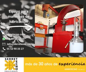 Lee más sobre el artículo Accesorios y equipo profesional para Marimbas de lubricación