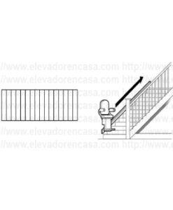 infografia-de-una-escalera-recta