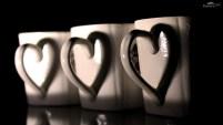 Evangelio apc Tazas corazón