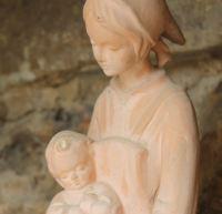 Evangelio apc María con Jesús