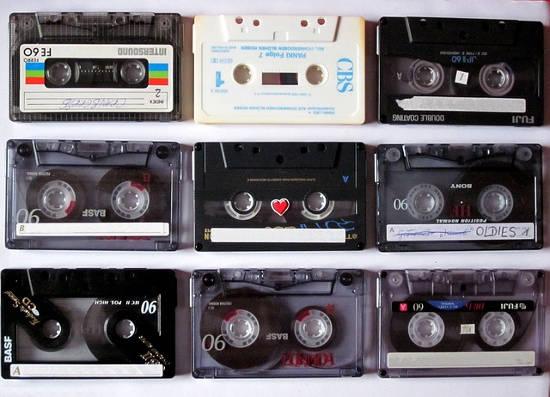 Evangelio apc Cassettes