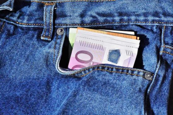 Bolsillo y dinero