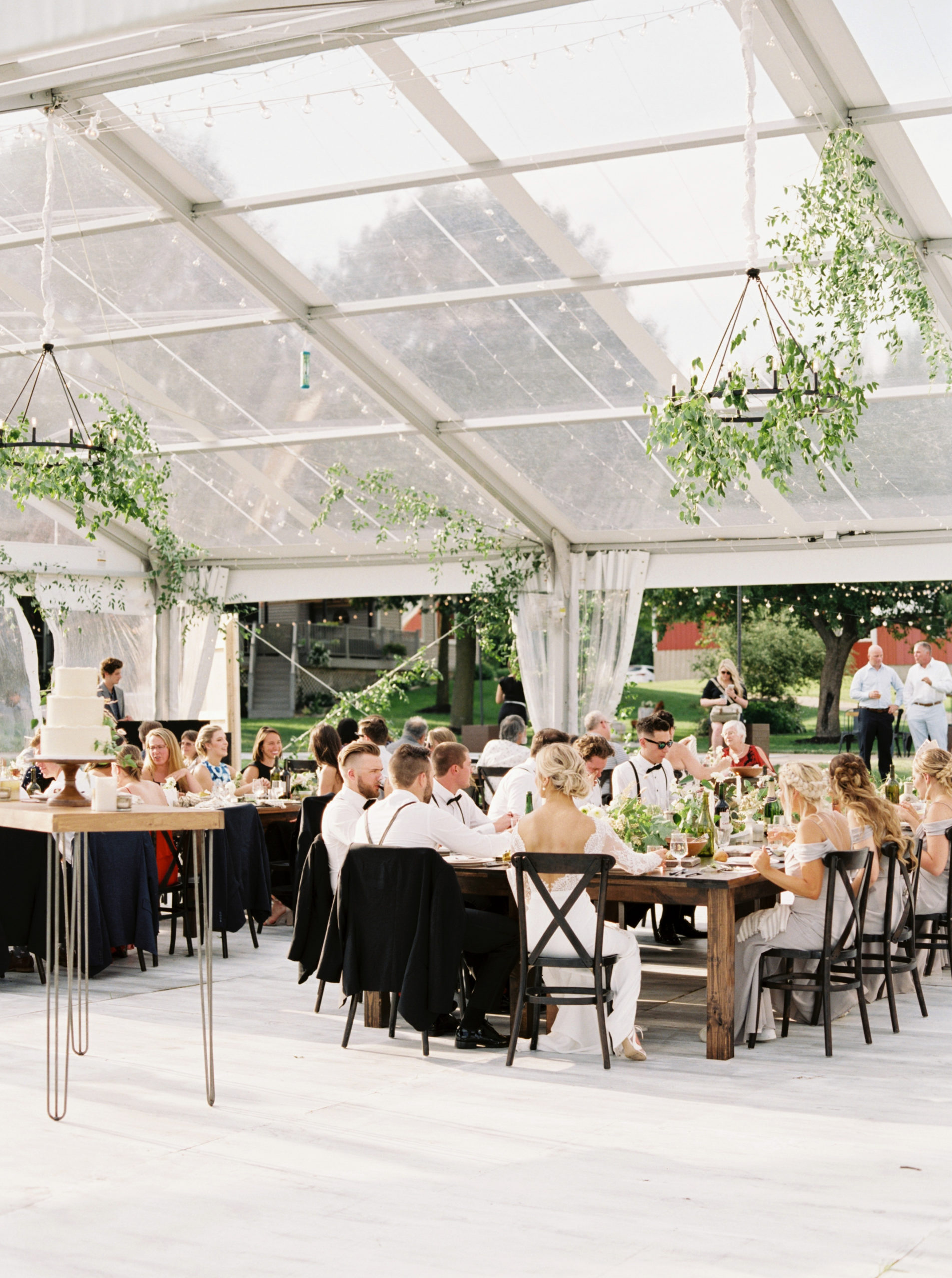 Tips for Hosting a Tented Celebration