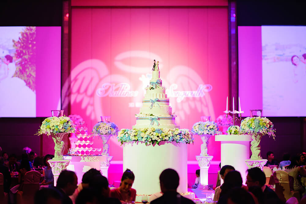 wedding and event lighting elevated