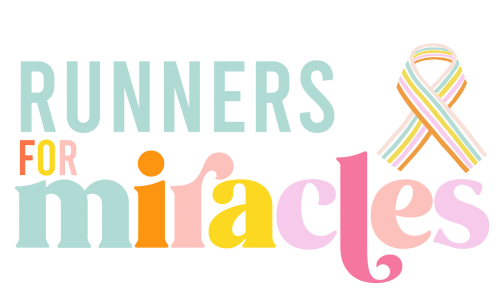Runners for Miracles Logo