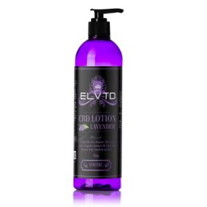 Elevated Living LAVENDER CBD LOTION