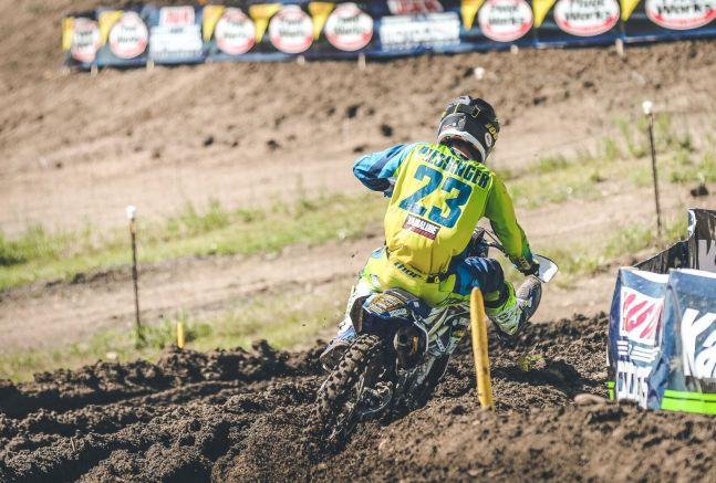 Aaron Plessinger #23