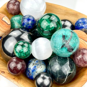Spheres and Eggs
