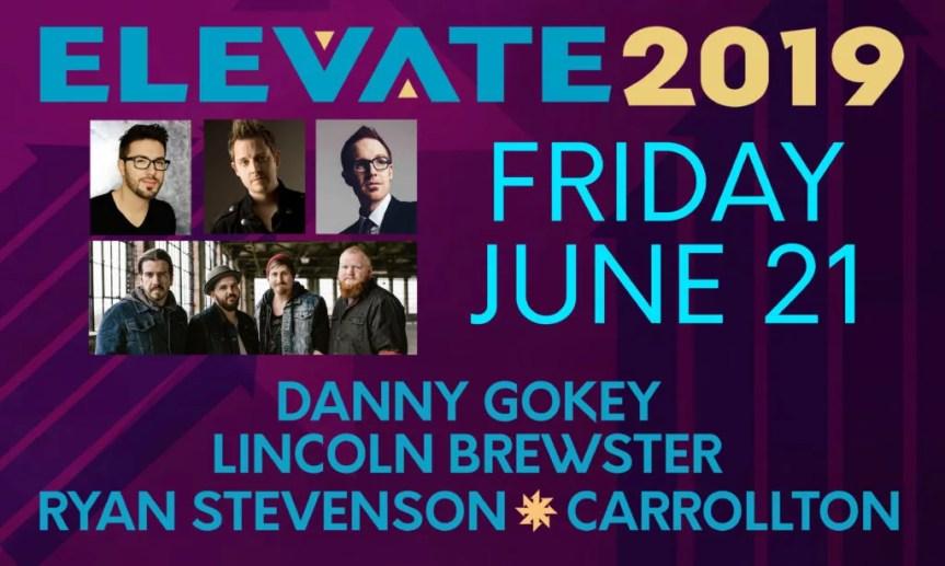 Elevate 2019 headlined by Danny Gokey