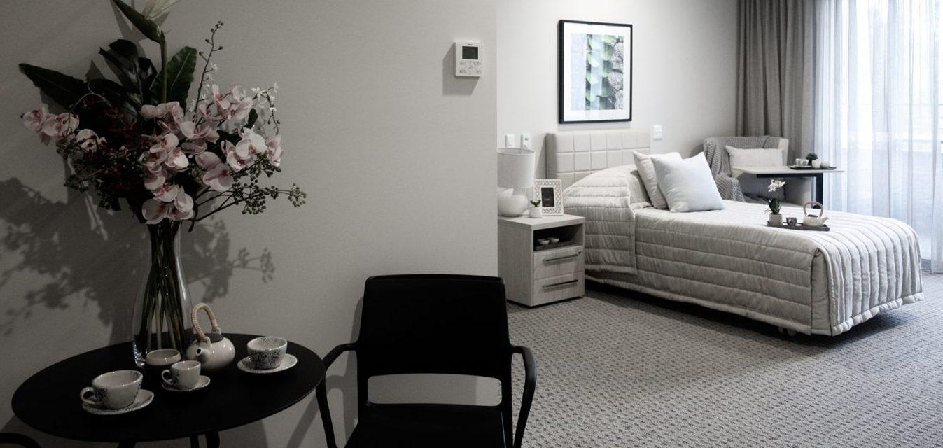 Arcare Springwood Interior Bedroom