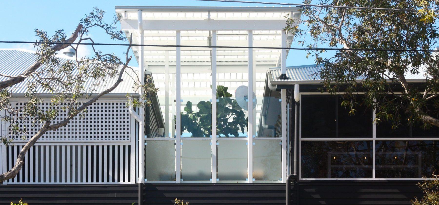 Harmony Balmoral Exterior Walkway