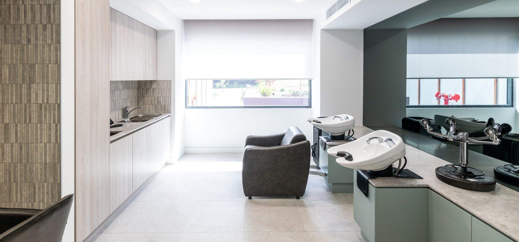 Arcare Noosa Interior Hair Studio