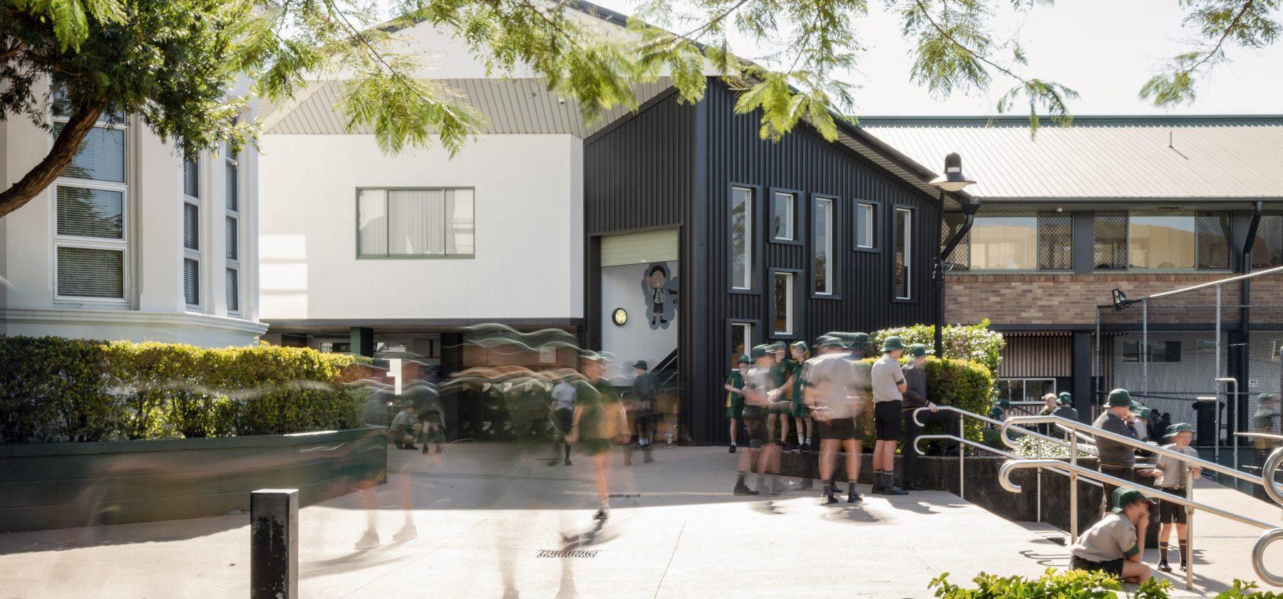 St Patricks College External