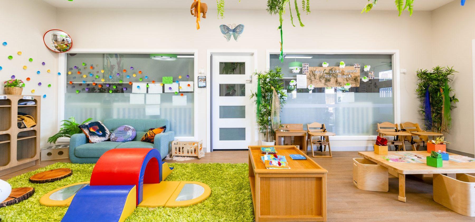 Handford Road Childcare Interior Play area