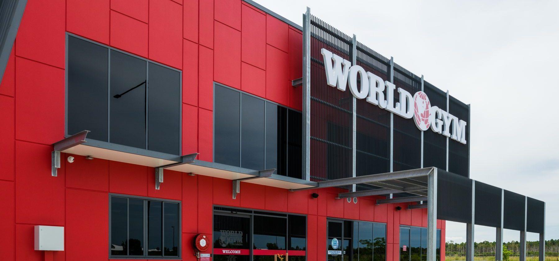 World Gym External