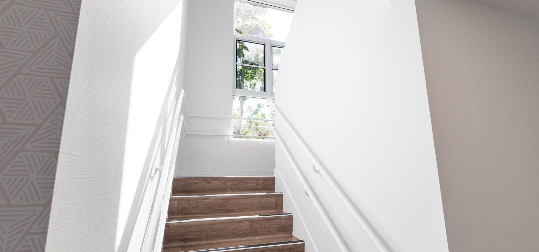 Eden Academy Bardon Interior Staircase