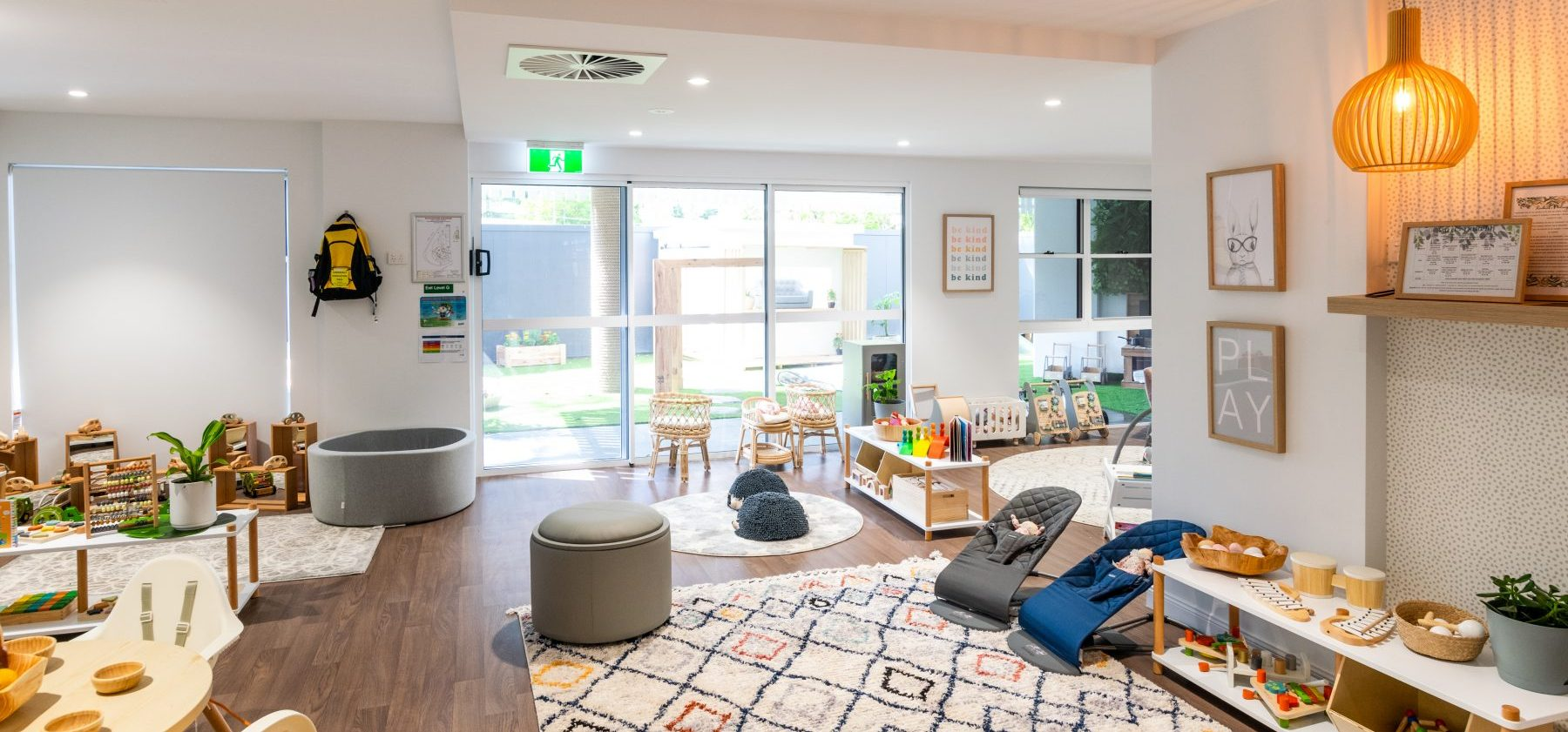 Eden Academy Bardon Interior Playroom