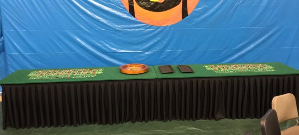 Double Roulette Table Rental