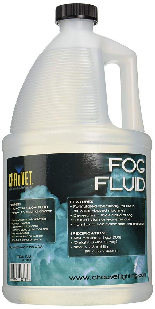 Fog Juice; 1 gallon