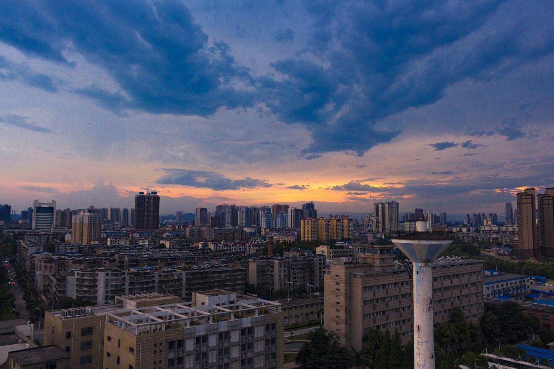 Xiangyang Hubei China Wuhan